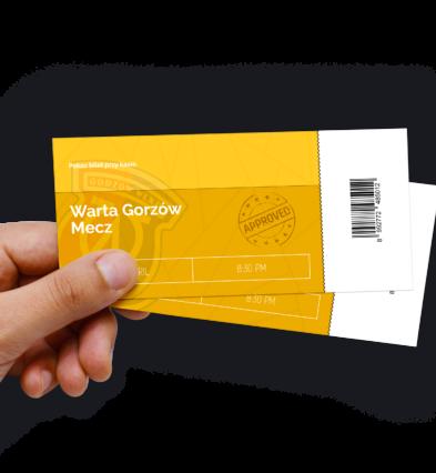 Warta Gorzow Bilety